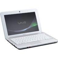 "Sony VAIO VPCM111AX/W Netbook - Intel Atom N450 1.66GHz, 1GB DDR2, 250GB HDD, 10.1"" WSVGA, Windows 7 Starter, White"