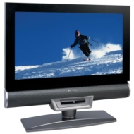 Venturer 26 in. (Diagonal) Class LCD HDTV/DVD Combo with 2.1ch Home Theater System