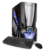 iBuyPower Gamer 901QL Desktop (Intel E8400 Dual Core Processor, 2 GB RAM, 250 GB Hard Drive, Vista Premium)
