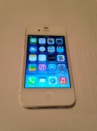 iPhone 4 VIRGIN MOBILE. 8gb. Clean ESN (White)