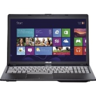 "ASUS Q500A-BHI7T05 15.6"" Touch Screen Laptop 8GB Memory 750GB HD - Black"