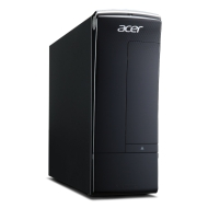 Acer Aspire AX3470 Desktop PC (AMD A4 3420 2.8GHz, 4GB RAM, 500GB HDD, DVD-RW, Windows 7 Home Premium)