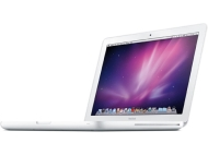 Apple MacBook - white (Core 2 Duo 2GHz, Mac OSX 10.5 Leopard)