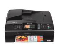 Brother Color Inkjet MFC–J615W wireless All In One