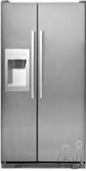 Fisher Paykel Freestanding Side-by-Side Refrigerator RX216CT4XV2