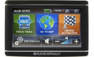 Rand McNally Intelliroute TND 500 Truck GPS