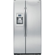 GE Profile 24.6 cu. ft. Counter-Depth Side-by-Side Refrigerator