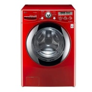 Lg 3.6 Cu. Ft. Steam FrontLoad Washer