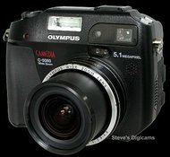 Olympus Camedia C-5060