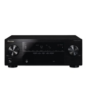 Pioneer - 700W 5.1-Ch. 3D Pass-Through A/V Home Theater Receiver VSX-822-K