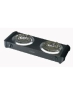 Continental Electric Double Burner 1500 Watts