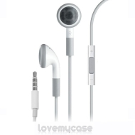Headphones / Earphones For iPhone 4S With Remote Mic