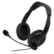 Gear Head AU3700S Multimedia Headset w/ Microphone