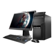 ThinkCentre M78 2111A3U Desktop Computer - AMD A-Series A8-5500B 3.2GHz - Tower - Business Black (4 GB RAM - 1 TB HDD - DVD-Writer - RAID Supported -