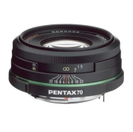 Pentax 70 mm / F 2,4 HD DA LIMITED