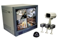 Elec SSC21 Color Quad Observation System