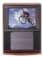 "Zenith B A76R Series TV (25"", 27"")"