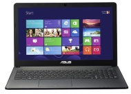 Asus X501A 15.6-inch Laptop (Black) - (Intel Celeron 1000M 1.5GHz Processor, 4GB RAM, 320GB HDD, LAN, WLAN, Webcam, Integrated Graphics, Windows 8)