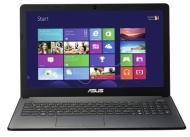 Asus X501A 15.6-inch Laptop (Black) - (Intel Celeron 1000M 1.5GHz Processor, 4GB RAM, 320GB HDD, LAN, WLAN, Webcam, Integrated Graphics, Windows 8)