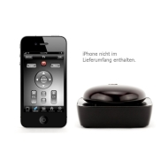 Griffin Beacon Universal Remote Control for iPad /iPod touch /iPhone - Black