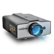 klarstein Videoprojecteur LED compact HDMI HD ready