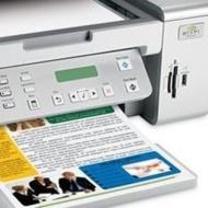 Lexmark X4550 All-In-One   Printer