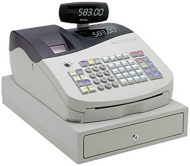 Royal alpha583cx Heavy Duty Cash Register