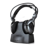 Wharfedale 28637H Wireless Headphones - 30M Range