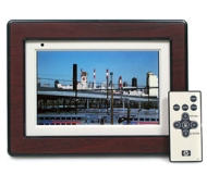 "Lite-On 7"" df750 Series Digital Picture Frame"