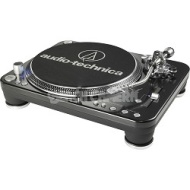 Audio-Technica AT-LP1240-USB Professional DJ Turntable