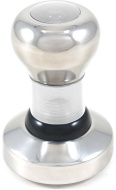 Clear Espresso Tamper Stainless Steel 58 Mm Coffee