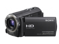 HDR-CX570E - High definition camcorder - black