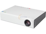 LG Slim LED Projector with WXGA Resolution WiDi and Smart TV (PA75U)