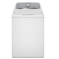 Maytag Bravos X 3.6 cu. ft. High-Efficiency Top Load Washer in White, ENERGY