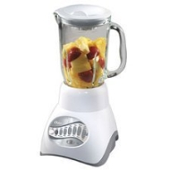 Oster 6802 Core 12-Speed Blender with Glass Jar, White