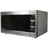 Panasonic NN-SD967S Luxury Full Size Microwave Oven