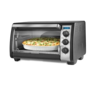 Black & Decker CTO6120B 1500 Watts Toaster Oven