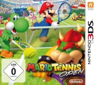 Mario Tennis Open- 3DS