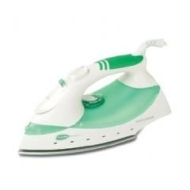 Morphy Richards Turbosteam 40654 Steam Iron Green with Aluminium Soleplate 2000w