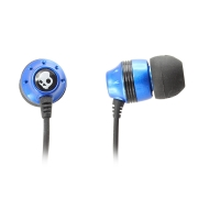 Skullcandy INK´D Earbuds with Mic - Blue/Black