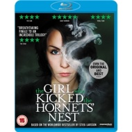 The Girl Who Kicked The Hornets Nest Bluray