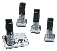Vtech - DECT 6.0 Expandable Phone System with Digital Answering System