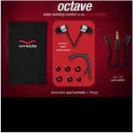 Genuine V-Moda Octave Earbud Hi-Def Earbuds/Headphones