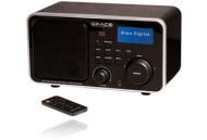 Grace Wireless Internet Radio GDI-IR2000 - Network audio player / clock radio