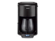 Krups Black Programmable Coffee Maker