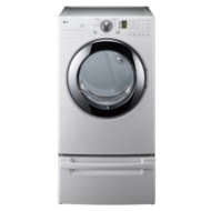 LG 7.3 cu. ft. Gas Dryer - DLG210