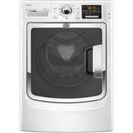 Maytag Maxima 4.3 Cu. Ft. White Front Load Washer - MHW7000XW