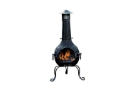Medium Iron Chiminea