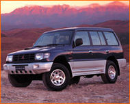 Mitsubishi Pajero