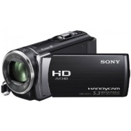 SONY HDR-CX210E High-definition Camcorder - Black